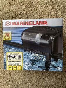 MarineLand Penguin 150 GPH Power Filter Bio-Wheel 20-30 Gallon Same Day Shipping