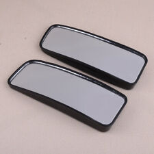 2x Fit For Mercedes Dodge Sprinter Heated Towing Side Mirror Glass Spot lower KT