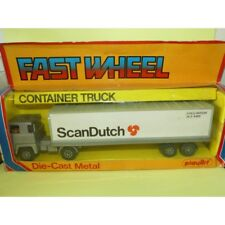 CAMION SCANIA 141 V8 1980 SCANDUTCH PLAYART made in Hong Kong 1:55 Vintage