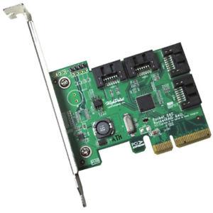 HighPoint R640L IO Card Rocket 640L HBA Series SATA 6Gb/s RAID JBOD 4Port