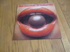 "HOT CHOCOLAT - 20 HOTTEST HITS  12"" VINYL"
