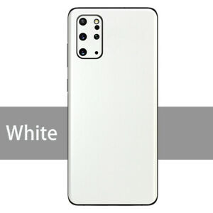 For OnePlus LG Meizu Screen Protector Skin Back Battery Soft Protecitve Film New