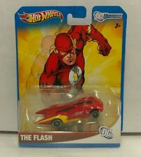 New Sealed 2011 DC Universe The Flash Hot Wheels RARE Comic TV
