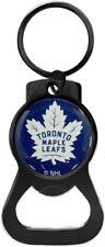 TORONTO MAPLE LEAFS - BOTTLE OPENER KEYCHAIN - BRAND NEW - NHL-BK-702-03-BK
