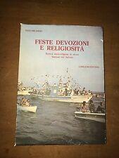 ORLANDO - FESTE DEVOZIONI E RELIGIOSITà - CONGEDO EDITORE, 1981