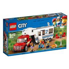 "LEGO® City  60182  ""  Pickup & Wohnwagen "", NEU & OVP"