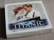 TITANIC VHS Sonder-Edition von James Cameron - Leonardo DiCaprio - Kate Winslet