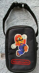 Nintendo Mario Game Boy Bag Genuine Licensed Gameboy