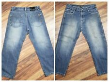 SouthPole Mens Size 36 Blue relaxed Fit, Straight Leg Jeans MJ1