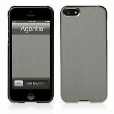 Agent 18 SlimShield Case for iPhone 5 - Aluminum Color