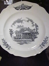 Wedgwood The Federal City The White House #3/4 Chas Schwarte