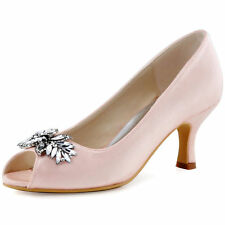 Beige Bridal Shoes