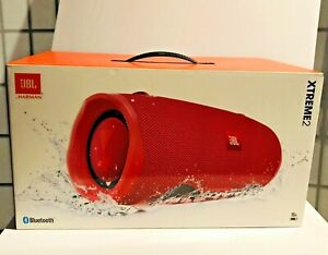 JBL Xtreme 2 Wireless Speaker Portable Waterproof Bluetooth Stereo Extreme NEW