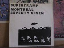 SUPERTRAMP, MONTREAL '77 - LP TAKRL 957