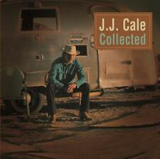 J.J. Cale COLLECTED 180g BEST OF 49 SONGS JJ Essential NEW GOLD COLORED 3 LP