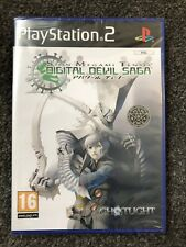 PlayStation 2: Shin Megami Tensei - Digital Devil Saga (Superb Sealed Condition)