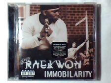 RAEKWON Immobilarity cd USA WU-TANG CLAN