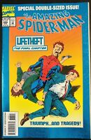 The AMAZING SPIDER-MAN #388 Foil (1994 MARVEL Comics) ~ VF/NM