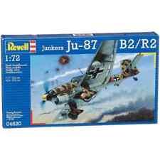Junkers 87 B2/R2 Stuka 1/72 Revell