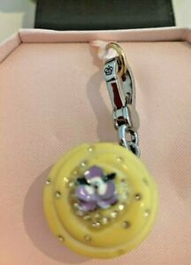 JUICY COUTURE CUP CAKE CHARM  SILVER YJRU3177