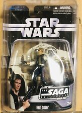 Star Wars Han Solo Saga Collection # 035 Action Figure (2006) W/ Protector Case