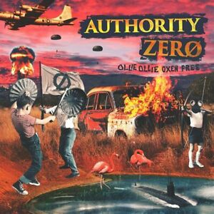 Authority Zero - Ollie Ollie Oxen Free [Vinyl LP] LP NEU OVP