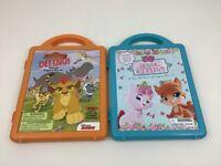 Magnetic Coloring Activity Book Disney Lot Lion Guard Palace Pets Royal Kittens