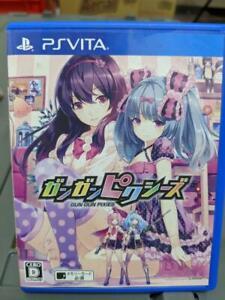 PS Vita Gangan Pixies Sony Playstation PSV Japan Import