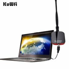 KuWFi Blueway N9000 2000mW High Power wifi USB network Adapter WEP free internet