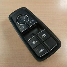 GENUINE PORSCHE 911 991 WINDOW CONTROL SWITCH BUTTON DRIVER SIDE