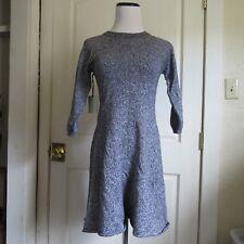 NWT Aritzia Sunday Best Grey A-Line Sweater Knit Dress- Small