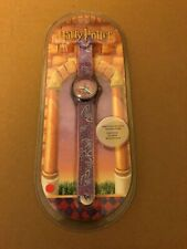 HARRY POTTER POTIONS WATCH QUARTZ WARNER BROTHERS 2001 SEALED UN OPENED hp0016p