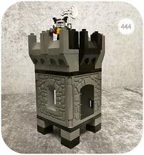 LEGO DUPLO Ritterburg château maison de poupée Escalier en colimaçon Escalier Gris pour 4785 4779