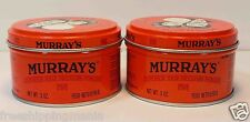 MURRAY'S (MURRAYS) SUPERIOR HAIR DRESSING POMADE (2 LOT) 3OZ