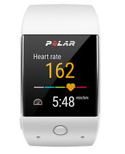 Polar M600 Android Wear Smart Watch White
