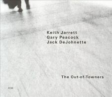 """Keith Jarrett """"The Out-of-Towners"""" Like New CD w/ Jack DeJohnette & Gary Peacock"""