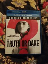 Blumhouses Truth or Dare (Blu-ray Disc, 2018)