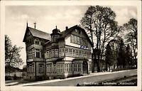 Elend Sachsen-Anhalt Harz AK 1957 DDR Ferienheim Waldmühle Verlag Lederbogen
