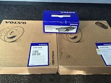 GENUINE VOLVO XC60 FRONT BRAKES BRAKE DISCS & PADS KIT 30793943 31471034