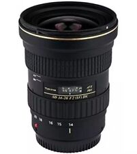TOKINA AT-X 11-20mm f/2.8 PRO DX Lens for Canon EF DSLR Wide Angle Zoom NEW