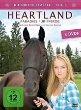 Heartland - Staffel 3.1 (2012) - DVD - Staffel 3 Teil 1 - NEU&OVP