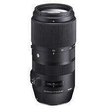Sigma 100-400 mm f5.0-6.3 DG OS HSM C Objektiv für Canon  NEU