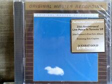 THE PLASTIC ONO BAND-Live Peace In Toronto 1969-2006 CD GOLD