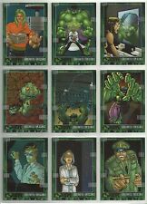 """2003 Hulk (Movie) ILLUSTRATED FILM """"Complete Set"""" of 10 Chase Cards (IF1-IF10)"""
