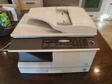 Sharp AR 208D - Multi Function Printer - Used - Only 3,616 Total Output Count