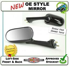 NEW MIRROR LEFT SIDE L/H OE SPEC REPLACEMENT FITS HONDA VFR400 NC30 MRHCBR4L
