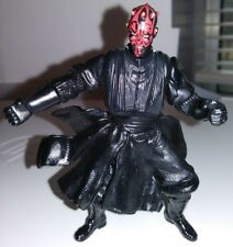 "DARTH MAUL Star Wars 2012 Movie Heroes MH15 3.75"" Action Figure comic 2011 2001"
