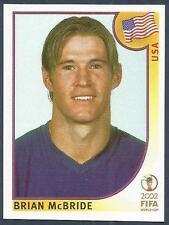 PANINI KOREA/JAPAN WORLD CUP 2002- #294-USA-UNITED STATES-BRIAN McBRIDE