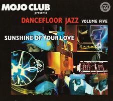 MOJO CLUB / DANCEFLOOR JAZZ 5 = Roden/Clave/Evans/Lobo...= CD = JAZZ FUNK SOUL