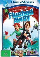 Flushed Away (DVD, 2014)